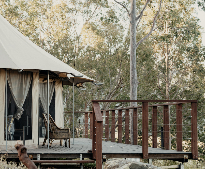 Boydell's Luxury African Safari Tent