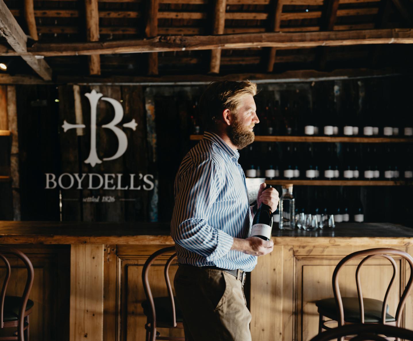 Daniel Maroulis of Boydell's